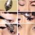 日韩流行勺子美容法 教你画眼线瘦脸操
